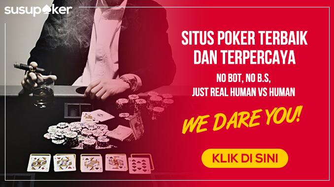 Situs Poker Terpercaya Pilihan Dengan Ragam Game